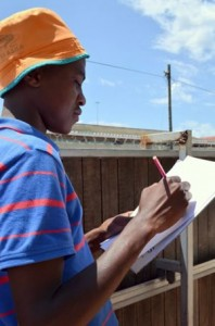 Mpumelelo Makeleni (Mpumi) Student Art Teacher
